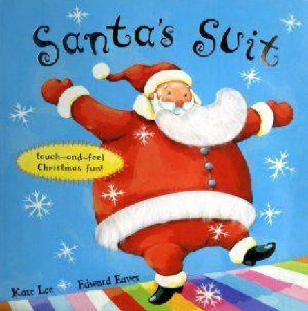 Santa's Suit by Kate Lee