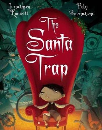 Santa Trap by Jonathan Emmett