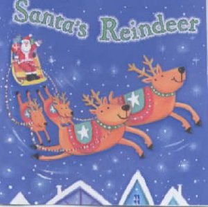 Santa's Reindeer by Various