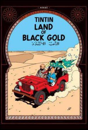 Adventures of Tintin: Land Of Black Gold