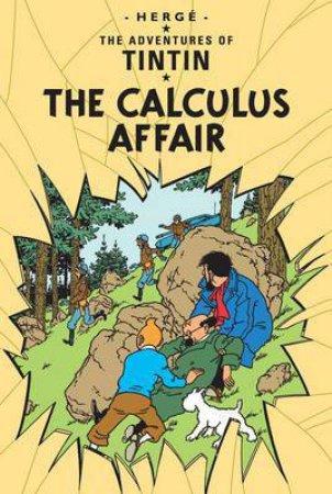 Adventures of Tintin: The Calculus Affair