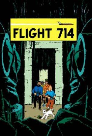 Adventures of Tintin: Flight 714