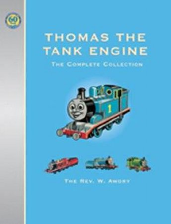 Thomas The Tank Engine: The Complete Collection by Rev W Awdry