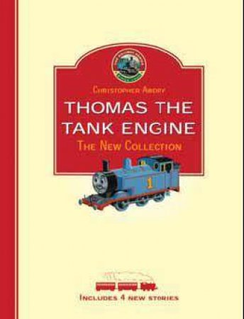 Thomas The Tank Engine: The New Collection by Christopher Awdry