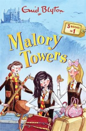 Malory Towers Collection (Volume 1)