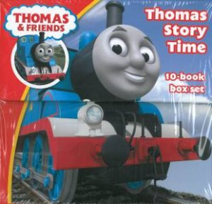 Thomas & Friends: Thomas Story Time 10 Book Box