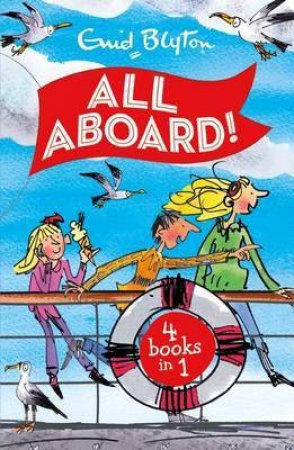All Aboard! Collection by Enid Blyton