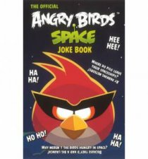 Angry Birds Joke Book Lost in Space