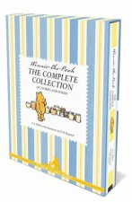 Winnie The Pooh The Complete Collection of Stories  Poems