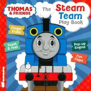 Thomas Steam Team Play Book