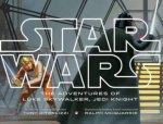 Star Wars The Adventures Of Luke Skywalker Jedi Knight