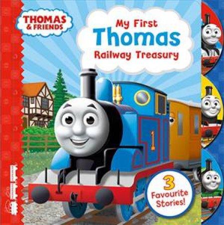 My First Thomas Railway Treasury