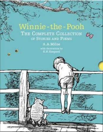 Winnie The Pooh Complete Collection of Stories by Winnie the Pooh