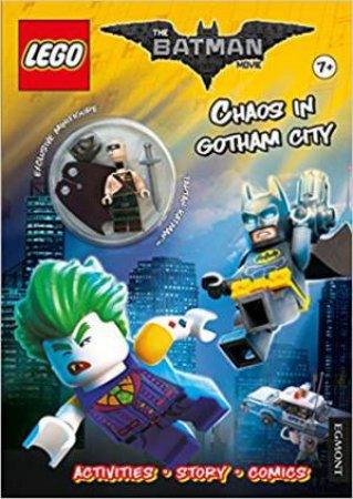 LEGO (R) Batman Movie: Chaos in Gotham City by Various