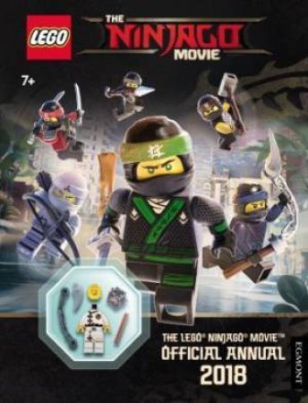 LEGO (R) Ninjago Movie: Official Annual 2018 by Various