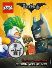 LEGO R Batman Movie Official Annual 2018