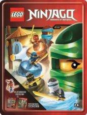 LEGO Ninjago Gift Tin