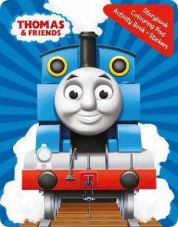 Thomas And Friends Really Useful Gift Tin