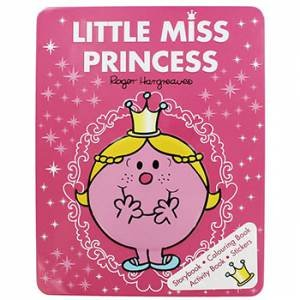 Little Miss Princess Gift Tin