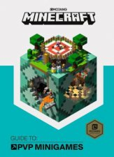 Minecraft Guide To PVP Minigames An Official Minecraft Book From Mojang