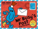 Mr Busys Post A Letter Book