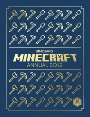 The Official Minecraft Annual 2019 by Various