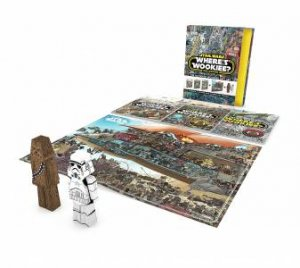 Star Wars: Where's The Wookiee Collection by Various