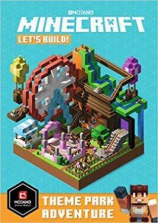 Minecraft Let's Build: Theme Park Adventure by Various