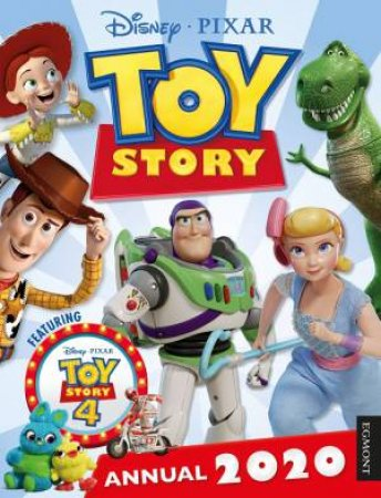 Disney Pixar Toy Story Annual 2020 by Various