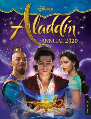 Disney Aladdin Annual 2020 (Live Action) by Various