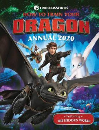 Dreamworks: How To Train Your Dragon Annual 2020 by Various