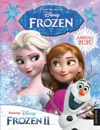 Disney Frozen Annual 2020 by Various