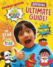 Ryans World Offical Ultimate Guide