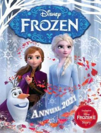 Disney Frozen Annual 2021 by Various