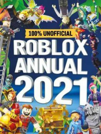 Roblox Annual 2021 by Various