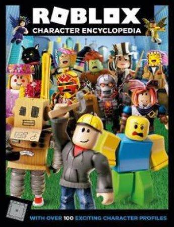 Roblox Character Encyclopedia by Various