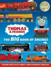 Thomas  Friends The Big Book Of Engines 75th Anniversary Edition