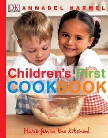 Children's First Cookbook by Annabel Karmel