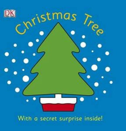Christmas Tree Sparkle Book by Dorling Kindersley