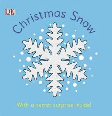 Christmas Snow Sparkle Book by Dorling Kindersley