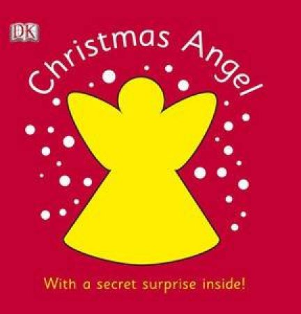 Christmas Angel Sparkle Book by Dorling Kindersley