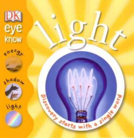 DK Eye Know: Light by Various