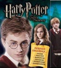 Harry Potter And The Order Of The Phoenix Funfax