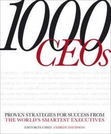 1000 CEOs by Susan Annunzio