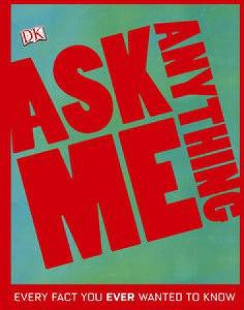 Ask Me Anything - 1 ed by Various