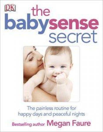 The Babysense Secret by Megan Faure