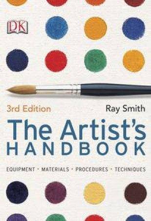 Artist's Handbook by Ray Smith