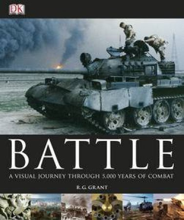 Battle by R G Grant