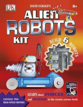 The Alien Robots Kit by Various