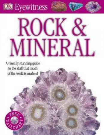 DK Eyewitness: Rock & Mineral by Kindersley Dorling